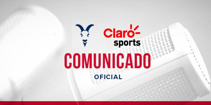 Claro Sports se encarga de llevar los partidos de Chivas a Latinoamérica