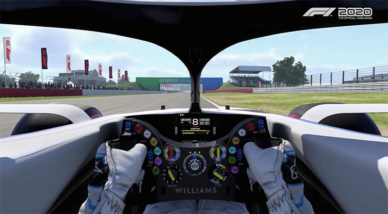 Circuito de Silverstone F1 2020