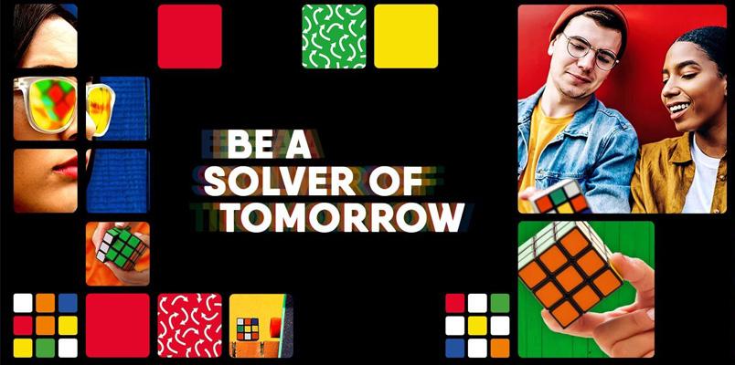 Cubo Rubik 40 aniversario