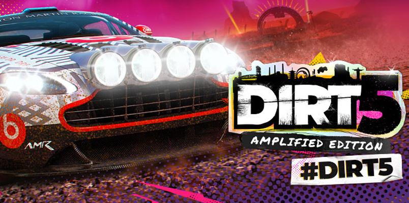 DIRT 5 muestra modos de juego, clases de autos y más información