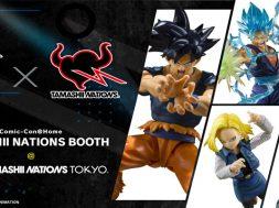 Dragon Ball Tamashii Nations 2020