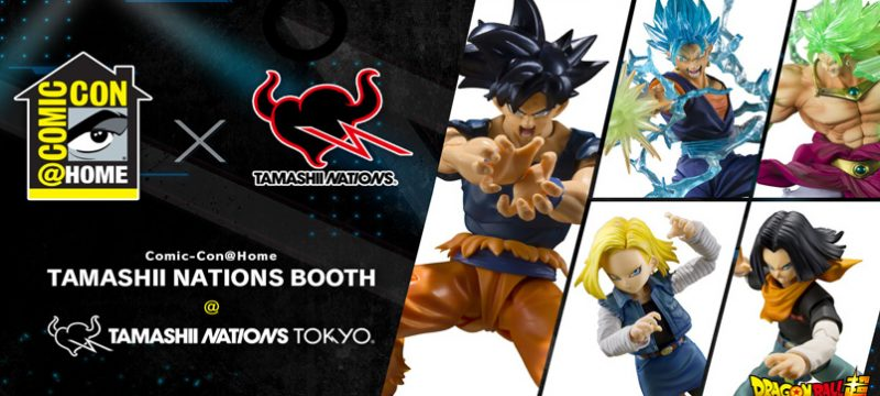 Dragon Ball Tamashii Nations 2020
