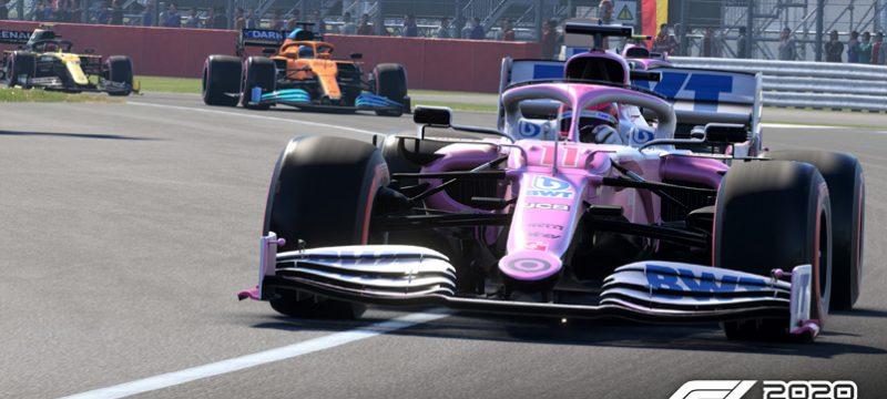 F1 2020 lanzamiento