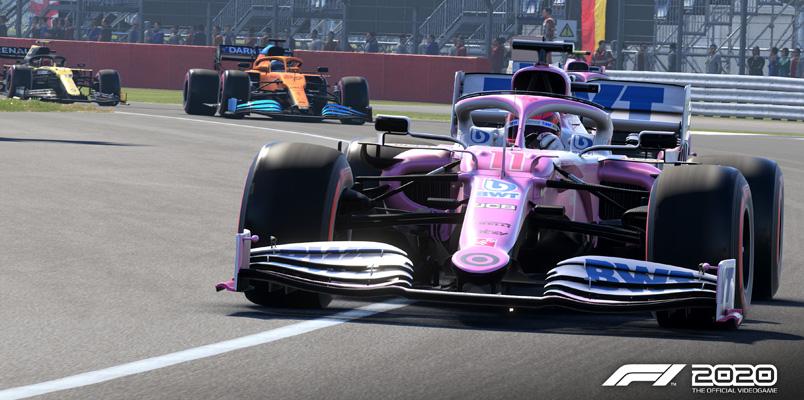 Juega con los mejores pilotos o crea tu escudería en F1 2020