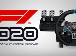 F1 2020 volantes