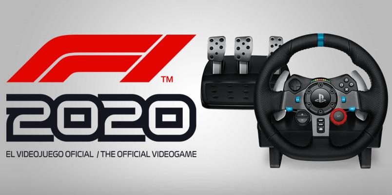 Estos son los volantes compatibles con F1 2020