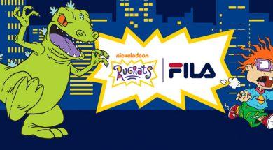 FILA x Rugrats Mexico