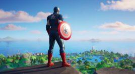 Capitán América llega a Fortnite para celebrar el 4 de julio
