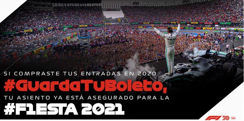 GP Mexico pospuesto