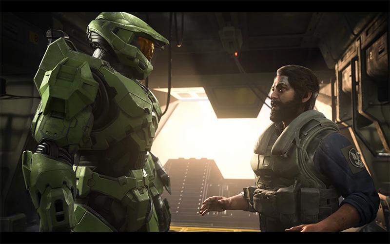 Halo Infinite Xbox Games Showcase PILOT CHIEF