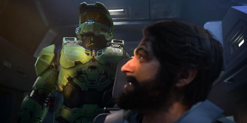 Halo Infinite muestra su primer gameplay en Xbox Games Showcase