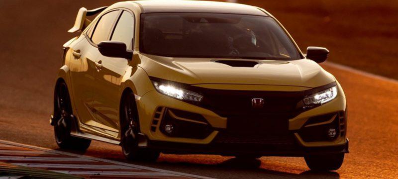 Honda Civic Type R Edición Limitada 2021