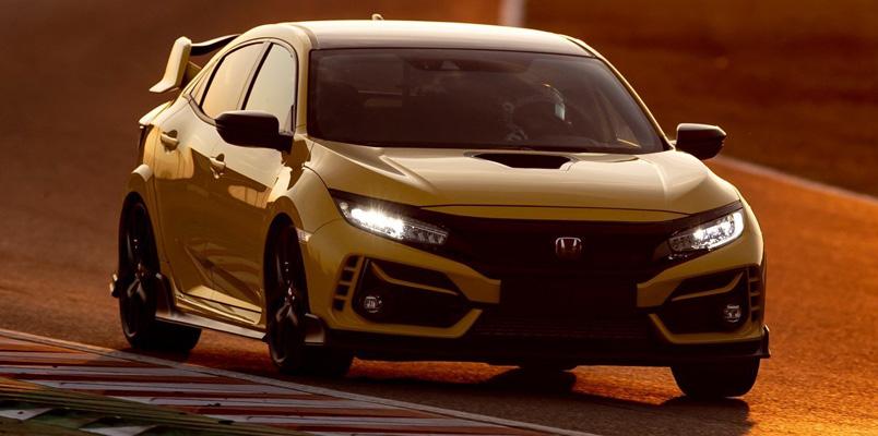 Honda Civic Type R logra nuevo récord en el Circuito de Suzuka