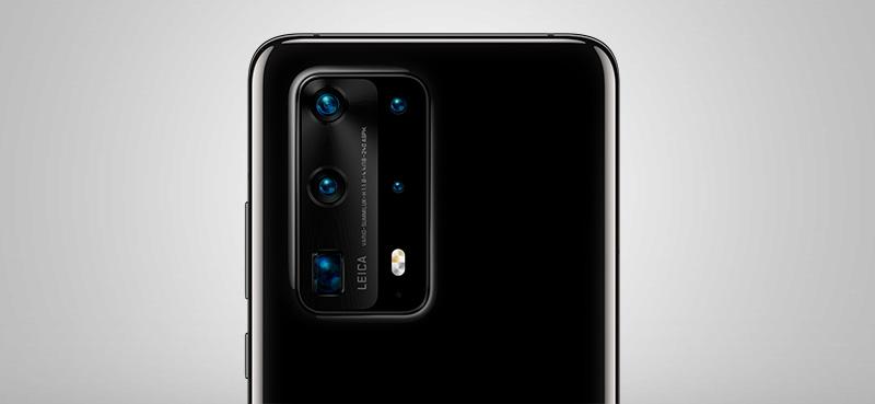 Huawei P40 Pro+ camaras