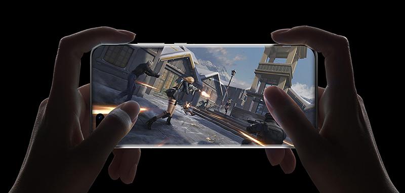 Huawei P40 Pro+ juegos