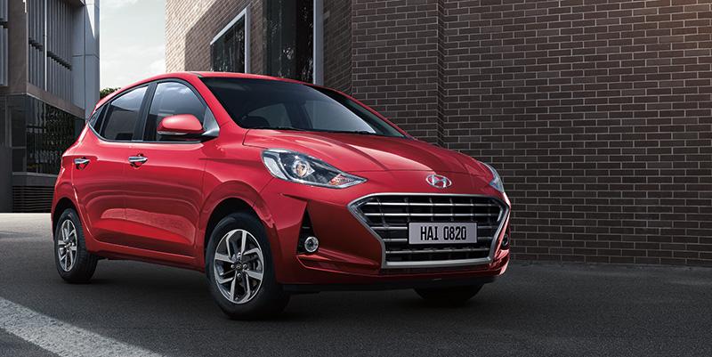 El nuevo Hyundai Grand i10 2021 llegará a México en agosto
