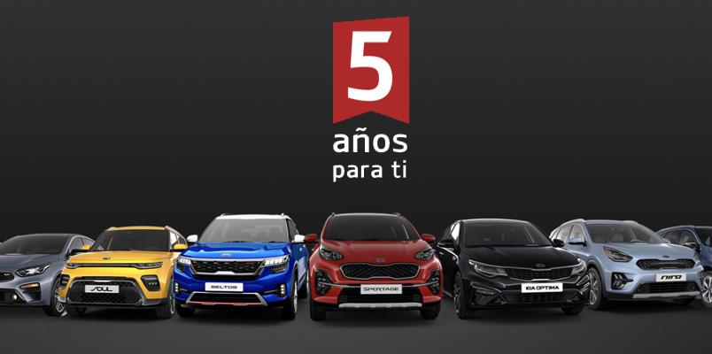 KIA Motors México celebra 5 años y esto es lo que ha pasado