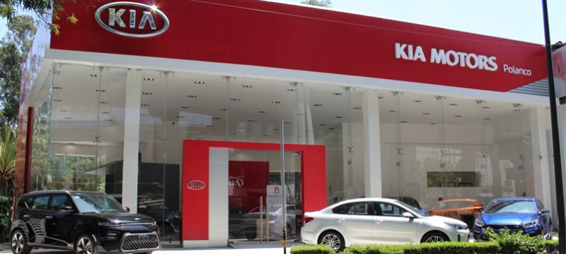 KIA Polanco Showroom