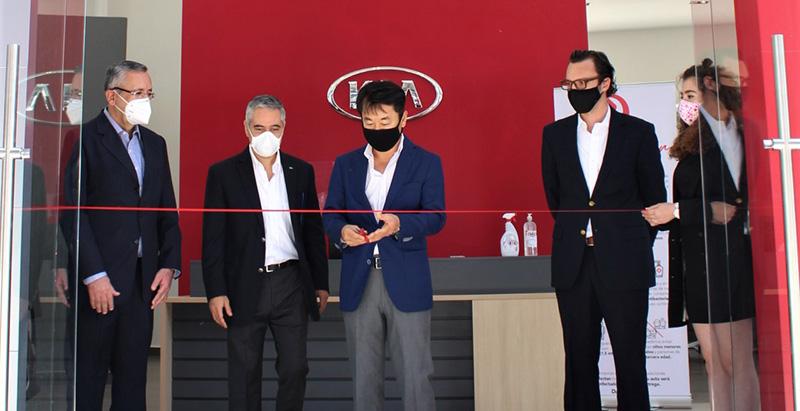 KIA Polanco Showroom inauguracion