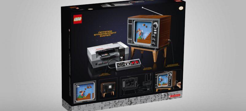 LEGO Nintendo Entertainment System 2020