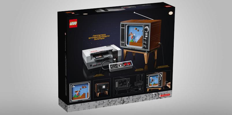 Precio de LEGO Nintendo Entertainment System en México