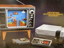 LEGO Nintendo Entertainment System leak