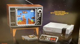 Este es el nuevo set del LEGO Nintendo Entertainment System