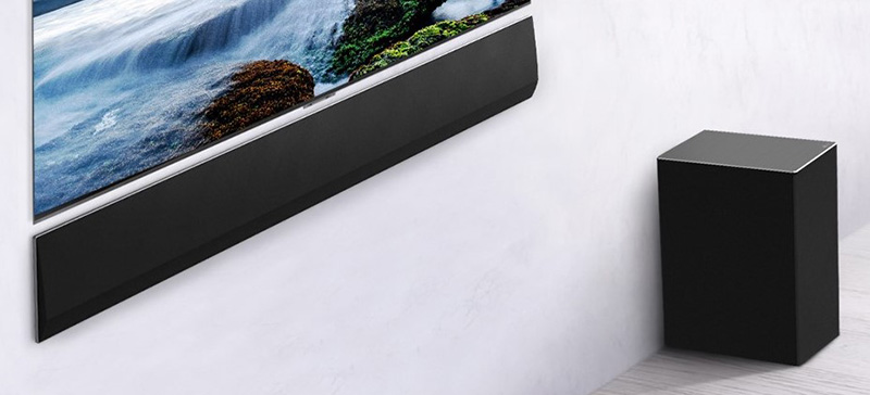 LG GX Sound Bar Dolby Vision