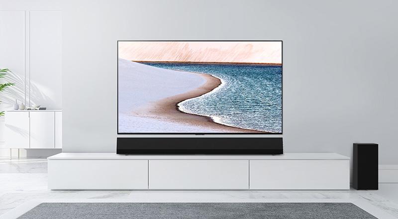 LG GX Sound Bar LG OLED GX Gallery