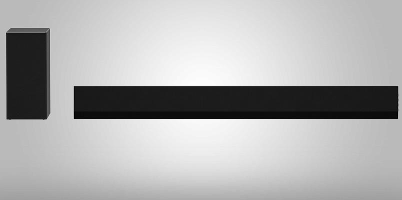 LG GX Sound Bar se presenta con Hi-Res Audio, Dolby Vision y eARC