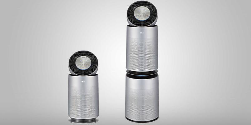 Conoce la nueva línea de purificadores LG PuriCare para tu hogar
