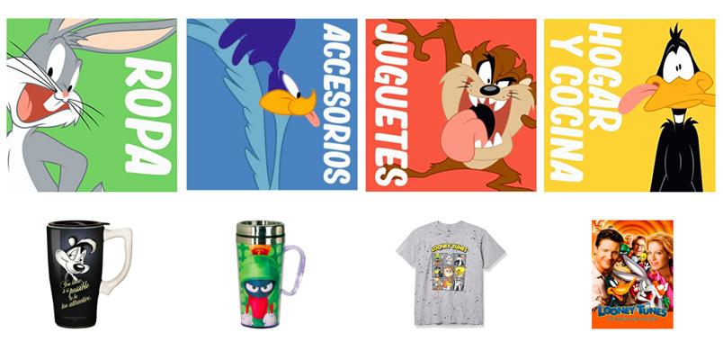 Looney Tunes Amazon