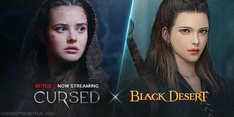 Todo liso para el crossover entre Black Desert y Maldita
