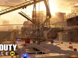 Mapa Highrise Call of Duty Mobile