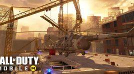 El mapa Highrise estará disponible en Call of Duty: Mobile