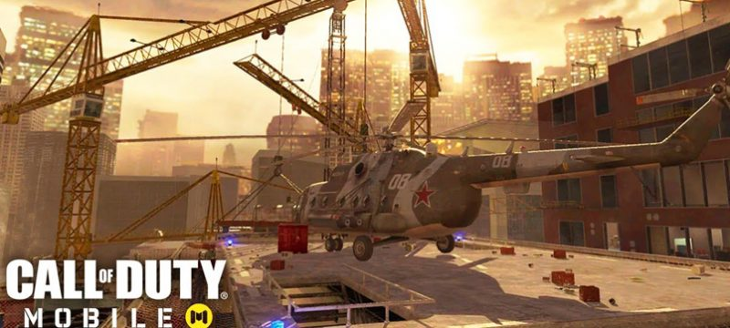 Mapa Highrise Call of Duty Mobile