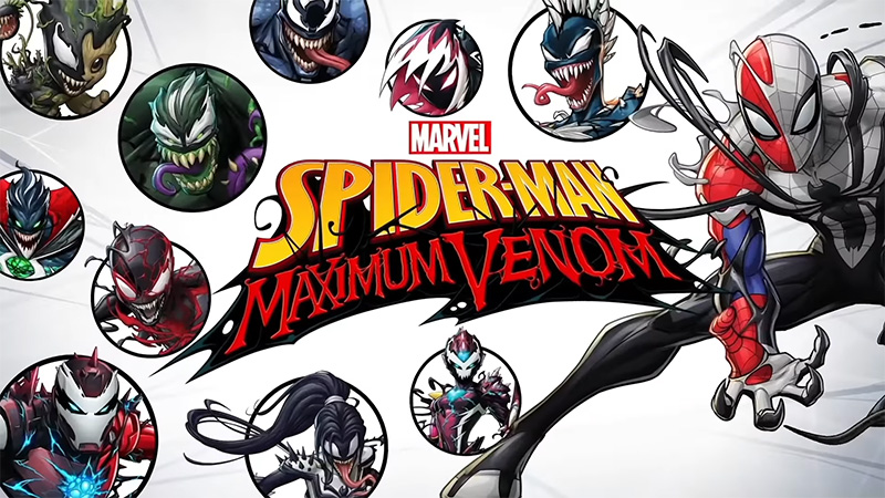 Marvels Spider-Man Maximum Venom personajes