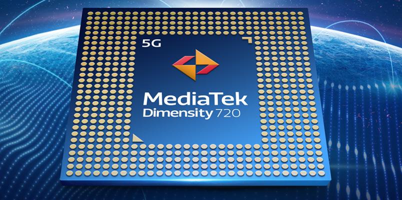 MediaTek Dimensity 720 ofrece 5G a smartphones de gama media