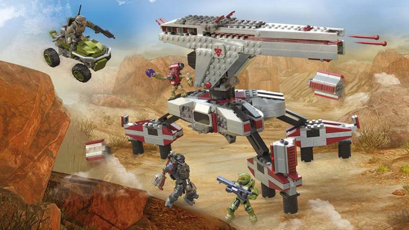 Mega Bloks Defense Point Showdown 2