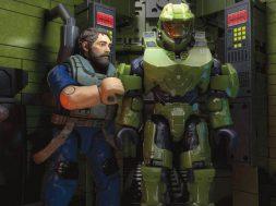 Mega Bloks Halo Infinite spoilers