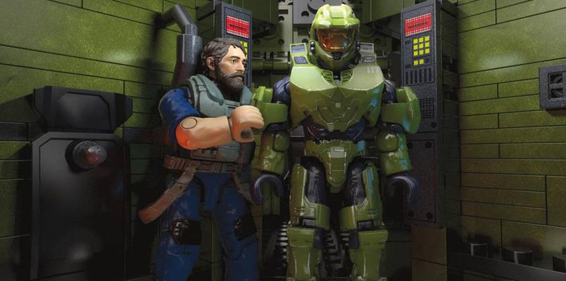 Mega Bloks muestra muchos detalles de Halo Infinite