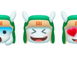 Mi Bunny Stickers