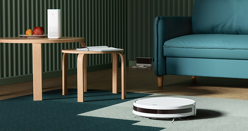 Mi Robot Vaccum-Mop Essential alfombra