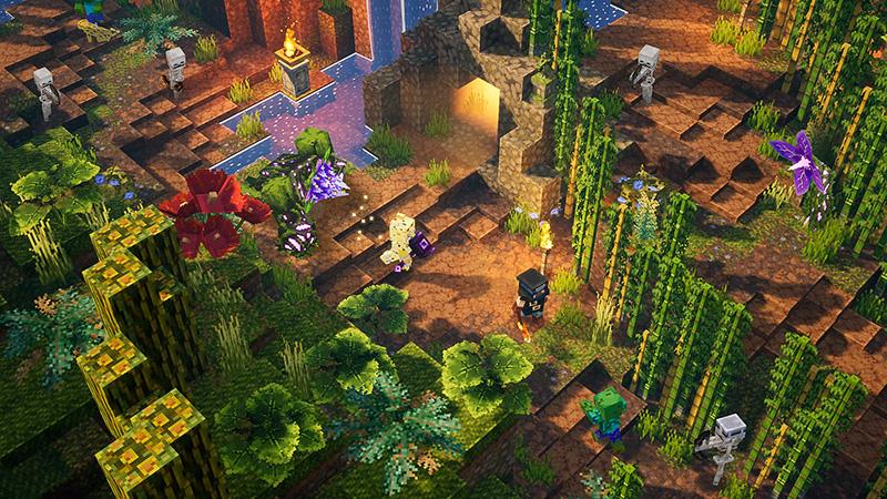 Minecraft Dungeons DLC 1