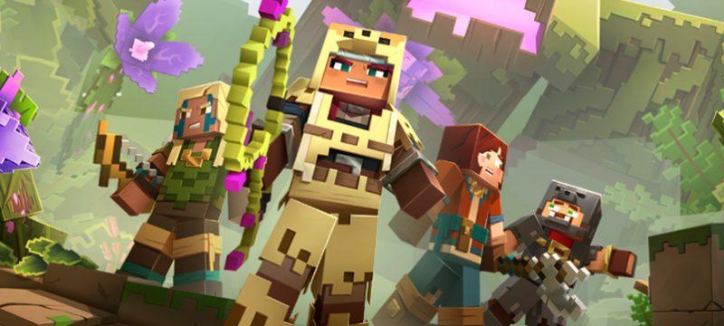 Minecraft Dungeons contenido gratuito