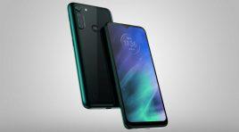 Motorola One Fusion se presenta con pantalla de 6.5 pulgadas