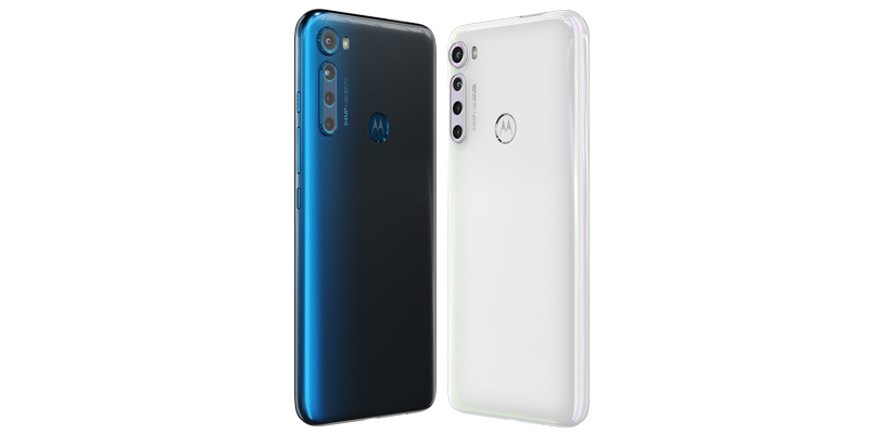 Motorola One Fusion Plus Mexico