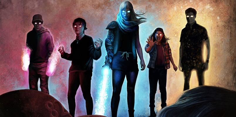Pósters y emojis de Los Nuevos Mutantes en Comic-Con@Home