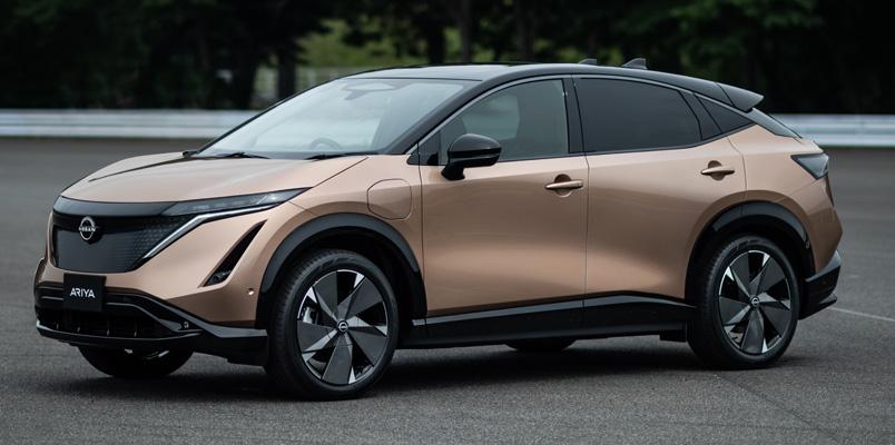 Nissan Ariya: el primer SUV totalmente eléctrico de los japoneses