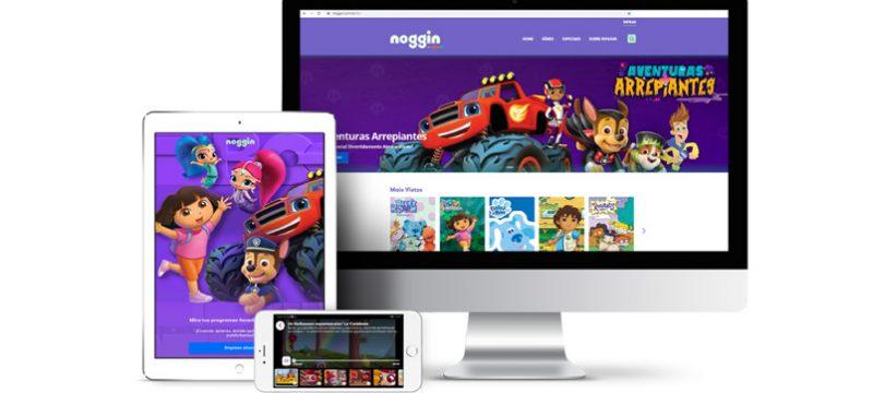 Noggin Apple TV